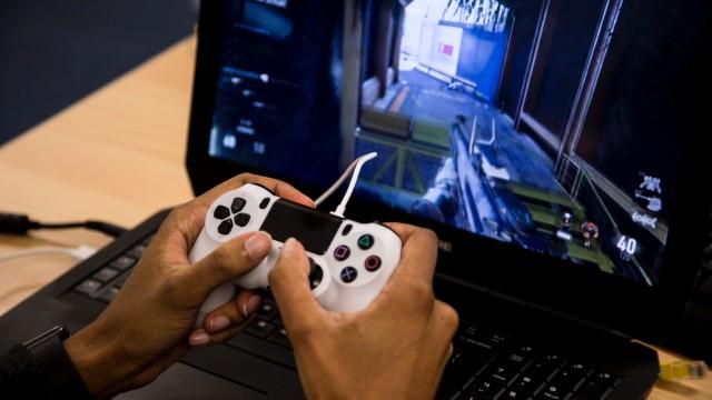 آموزش اتصال دسته PS4 به کامپیوتر