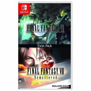 Final Fantasy VII and VIII Remastered Twin Pack | Nintendo Switch
