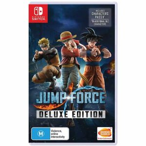 Jump Force Deluxe Edition | Nintendo Switch
