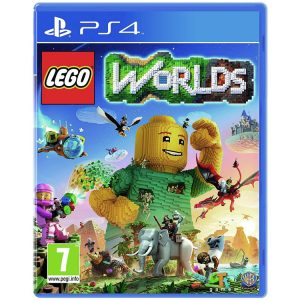 Lego Worlds – R2 | PS4